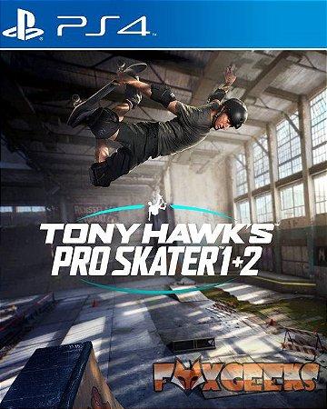 Tony Hawk's Pro Skater 1 + 2 [PS4]