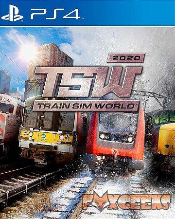 Train Sim World 2020 [PS4]