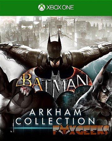 Batman: Arkham Collection [Xbox One]