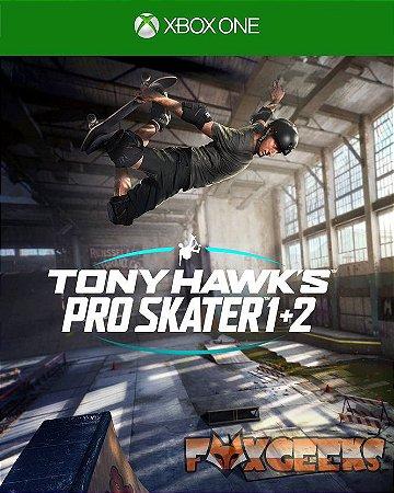 Tony Hawk's Pro Skater 1 + 2  [Xbox One]