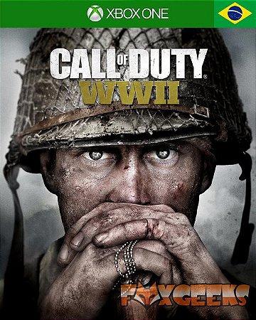 Call of Duty: WWII - Edição Ouro - Português [Xbox One]