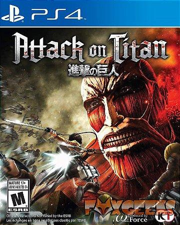 Attack on Titan [PS4]