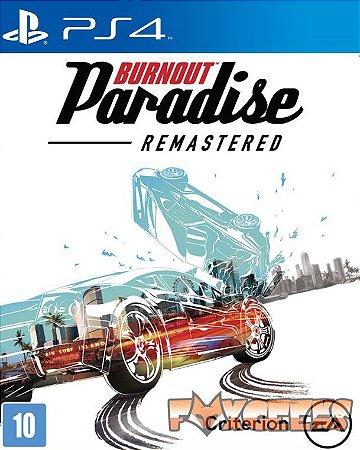 Burnout Paradise Remastered [PS4]