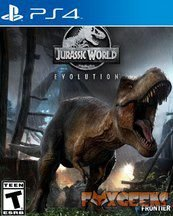 Jurassic World Evolution [PS4]