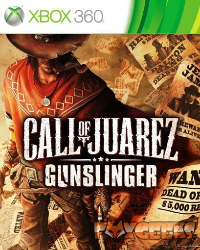 Call of Juarez Gunslinger [Xbox 360]