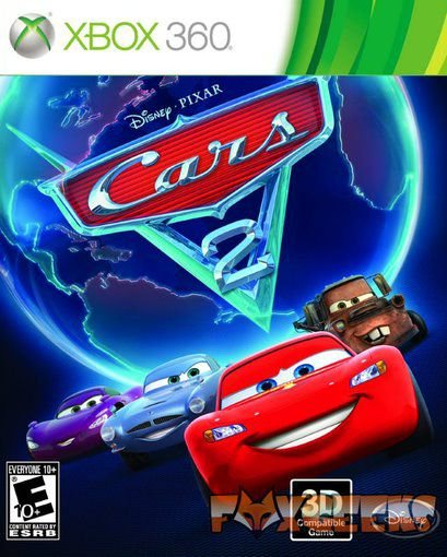 Cars 2: The Video Game [Xbox 360]