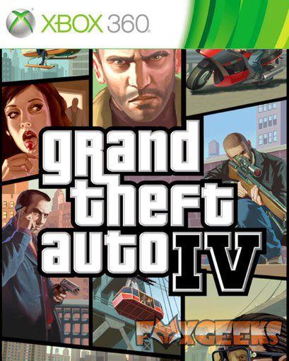 GTA IV [Xbox 360]