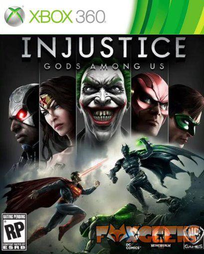 Injustice: Gods Among Us [Xbox 360]