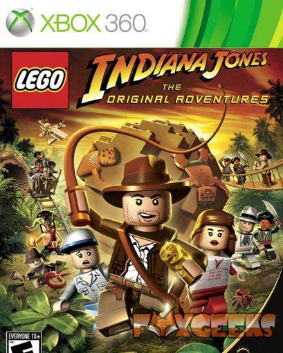 LEGO Indiana Jones: The Original Adventures [Xbox 360]