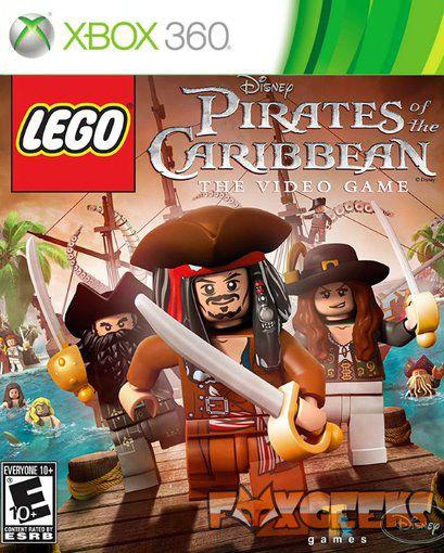 LEGO Piratas do Caribe - The Video Game [Xbox 360]
