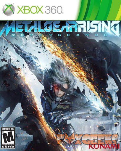 METAL GEAR RISING: REVENGEANCE [Xbox 360]