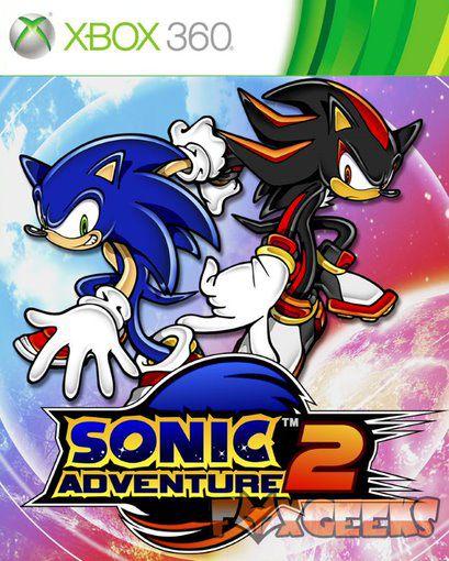 Sonic Adventure 2 [Xbox 360]