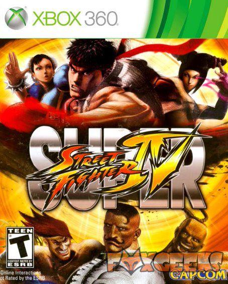 SUPER STREETFIGHTER IV ARCADE EDITION [Xbox 360]
