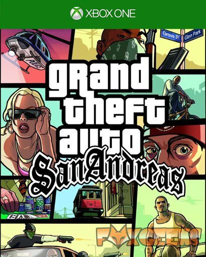 GTA: San Andreas [Xbox One]