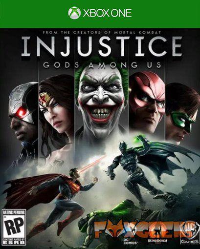 Injustice: Gods Among Us [Xbox One]