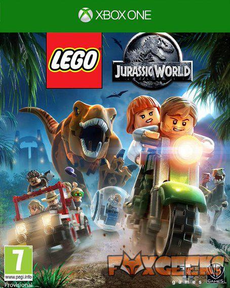 LEGO Jurassic World O Mundo Dos Dinossauros [Xbox One]