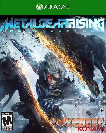 METAL GEAR RISING: REVENGEANCE [Xbox One]