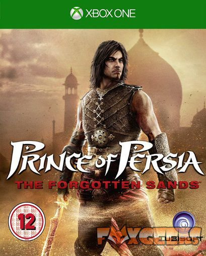 Prince of Persia The Forgotten Sands [Xbox One]