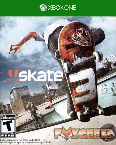 Skate 3 [Xbox One]