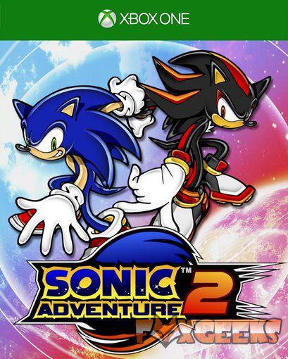Sonic Adventure 2 [Xbox One]