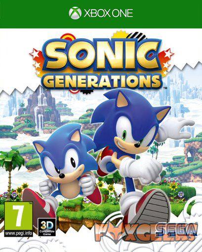 Sonic Generations [Xbox One]