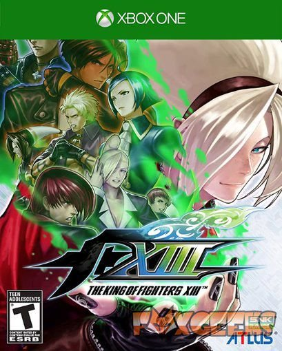 THE KING OF FIGHTERS XIII [Xbox One]