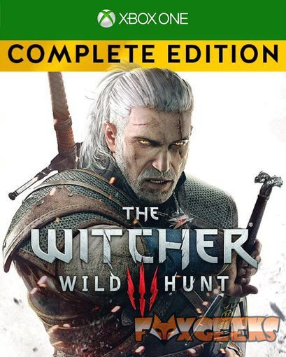 The Witcher 3: Wild Hunt – Complete Edition [Xbox One]