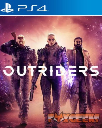 Outriders [PS4]