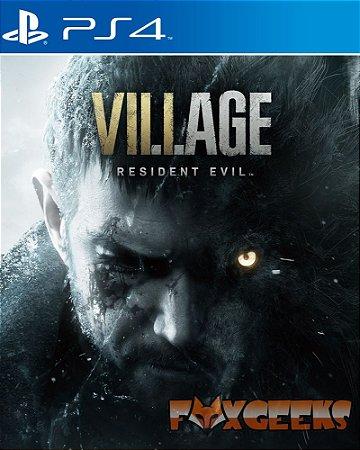 Resident Evil Village [PS4 & PS5]