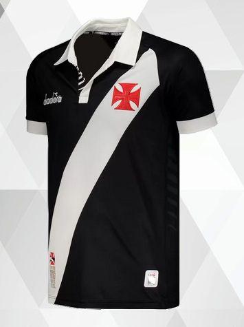 a64ac0d246 Camisa Diadora VASCO 19/20 Home TORCEDOR - Müller Sports   Sua Loja ...