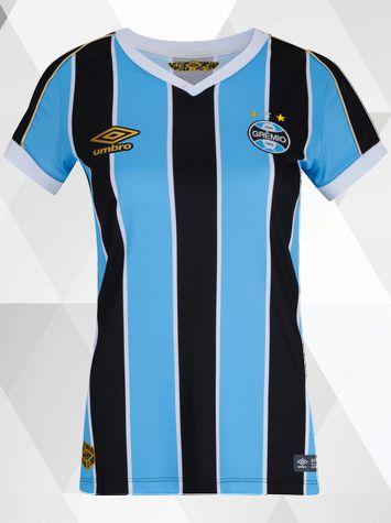 b947b1c15d Camisa Umbro GRÊMIO Home 19/20 FEMININA - Müller Sports | Sua Loja ...