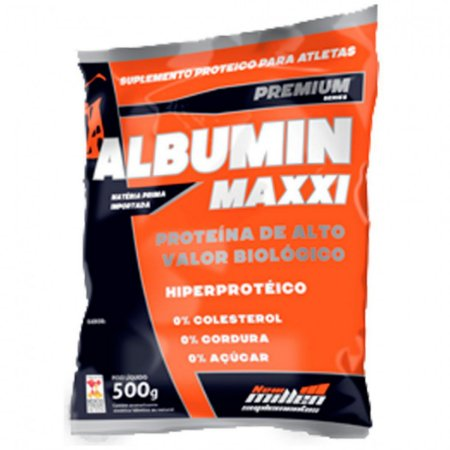 ALBUMIN MAXXI PREMIUM (500G) - NEW MILLEN