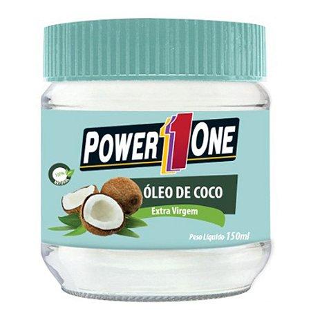 ÓLEO DE COCO (150ML) - POWER1ONE