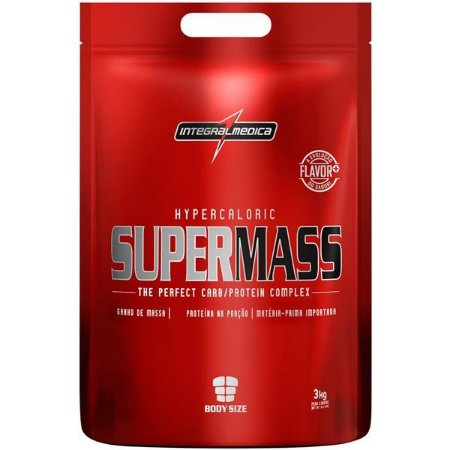 SUPER MASS REFIL (3KG) - INTEGRALMEDICA