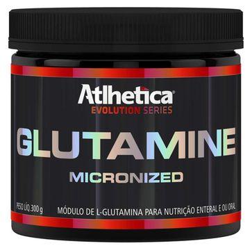 GLUTAMINA (300G) - ATLHÉTICA NUTRITION