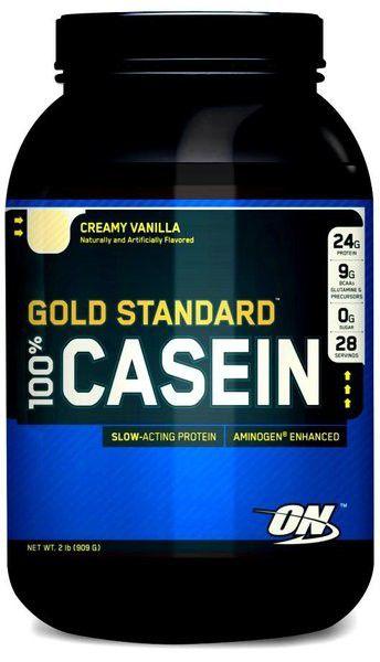 100% CASEINA (909G) - OPTIMUM NUTRITION