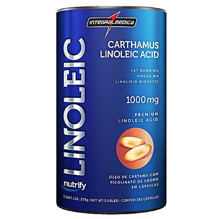 LINOLEIC (180 CAPS) - INTEGRALMEDICA