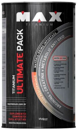 TITANIUM ULTIMATE PACK (22 PACKS) - MAX TITANIUM