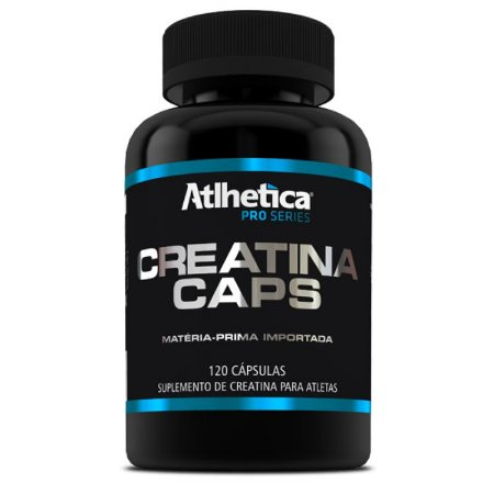 CREATINA (120 CAPS) - ATLHÉTICA NUTRITION