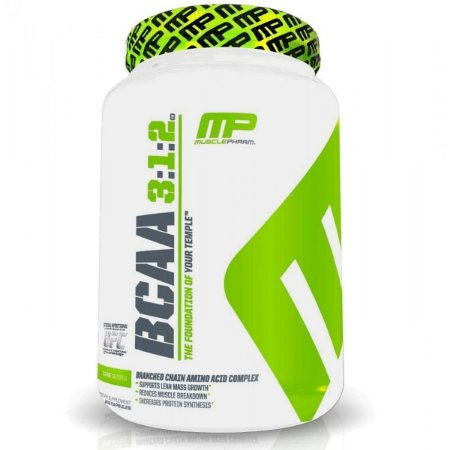 BCAA 3:1:1 (240 CAPS) - MUSCLEPHARM