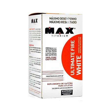 ULTIMATE FIRE WHITE (60 CAPS) - MAX TITANIUM