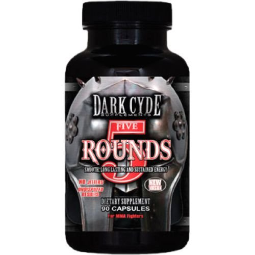 5ROUNDS (90 CAPS) - DARK CYDE