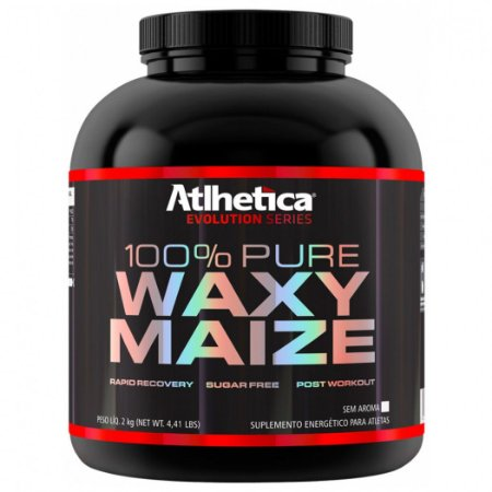 WAZY MAIZE (2KG) - ATLHÉTICA NUTRITION