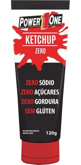 KETCHUP ZERO (120G) - POWER1ONE