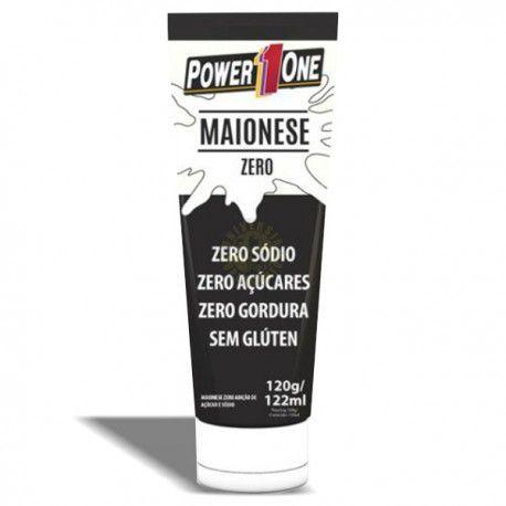MAIONESE ZERO (120G) - POWER1ONE