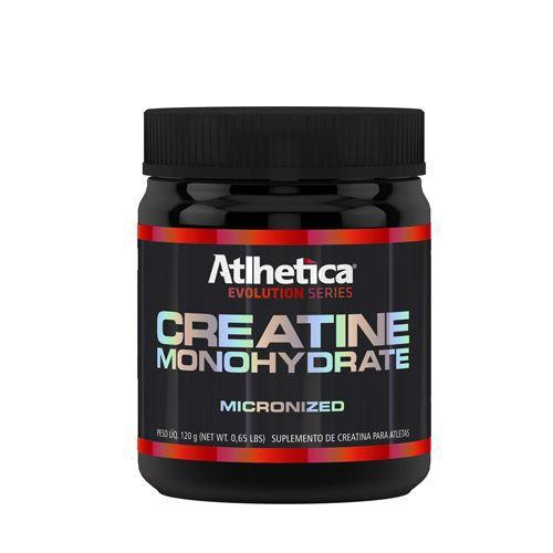 CREATINA MONOHIDRATADA (120G) - ATLHÉTICA NUTRITION