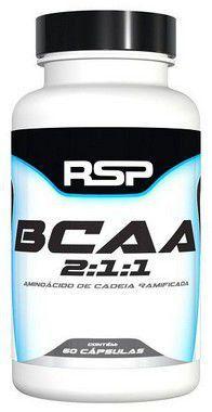 BCAA 2:1:1 (60 CAPS) - RSP