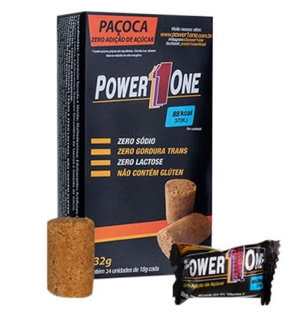 PAÇOCA (24 UNIDADES) - POWER1ONE