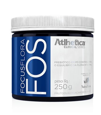 FOCUS FLORA FOS (250G) - ATLHÉTICA NUTRITON
