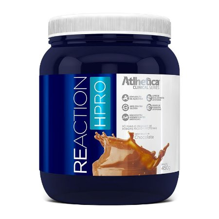 REACTION HPRO (450G) - ATLHÉTICA NUTRITION
